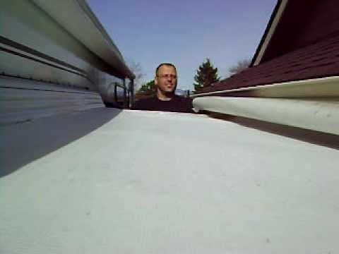 A&E Systems Slide-Awning fabric replacement, Video 1 of 2 ...