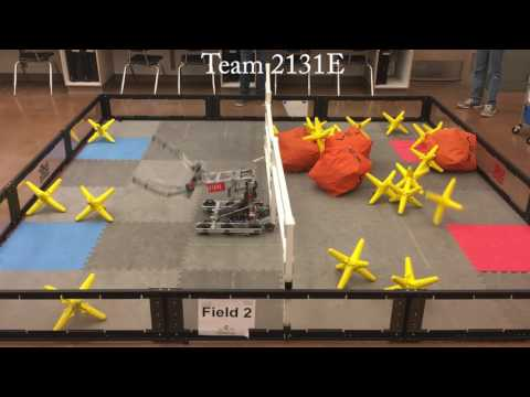 2131/2131E OFFICIAL VEX WORLDS REVEAL 2017