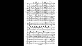 Igor Stravinsky - Scherzo à la Russe (1945) [with score]