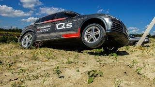 Что Сможет Новая Audi Q5 Против  Audi Q5 2009 И Настоящей Audi 100?