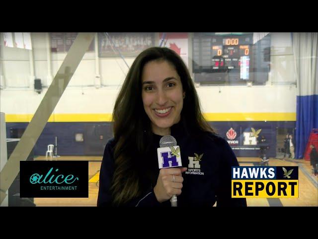 Hawks Report Jan 22th, 2019