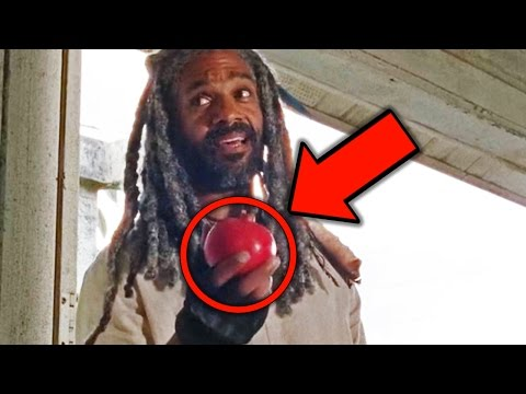 Walking Dead 7x02 - IN-DEPTH ANALYSIS & RECAP (Season 7, Episode 2) (702) - King Ezekiel Revealed!