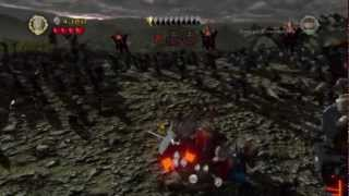 Lego The Lord of the Rings Walkthrough Gameplay Playthrough HD [No ...
