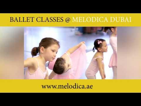 Ballet Classes at Melodica Dance Institute Dubai