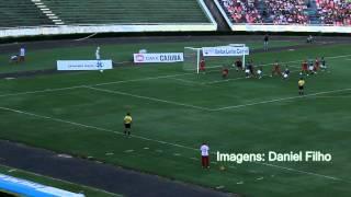Os gols de Uberlândia 2x0 Tricordiano