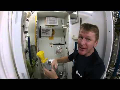 How To Use The 'Loo' In Space | Video