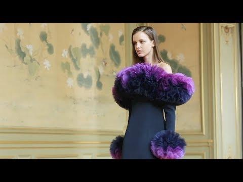 Alexis Mabille | Haute Couture Fall Winter 2017/2018 Presentation | Exclusive