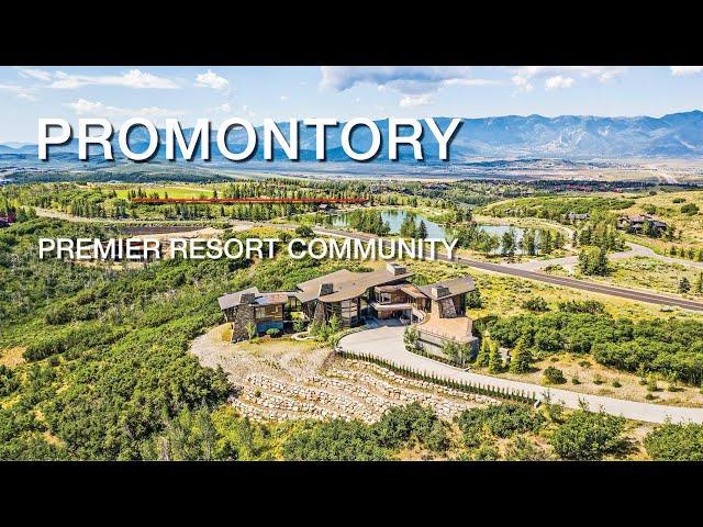 Play Your Way at Promontory - Park City's Premier Destination Community