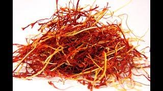 Cách phân biết saffron thật giả   VTV24