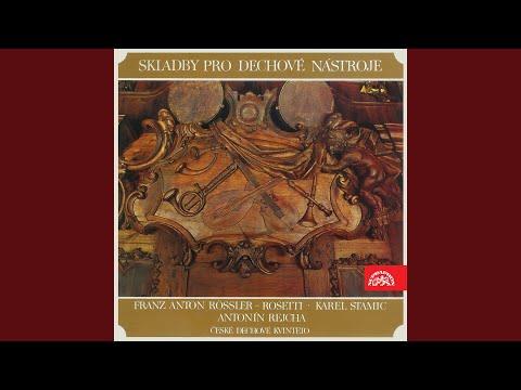 Wind Quintet In E Flat Major - Allegro