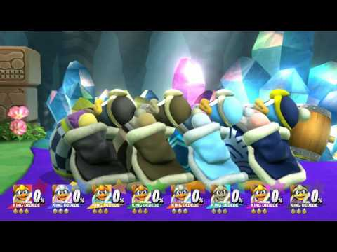 What if 8 King Dedede collided?
