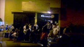 Parranda Rafael Ricardo bar - Cartagena