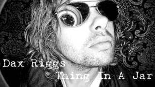 Dax Riggs - Thing In A Jar (With Lyrics)