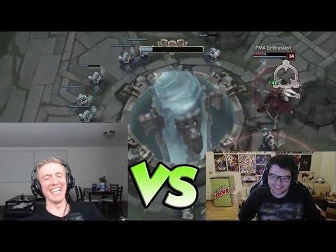 1d3785c9379 Funny Ending of Dyrus vs Froggen Game