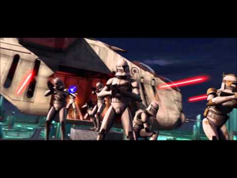 Clone Wars TV Series Soundtack: Track 24