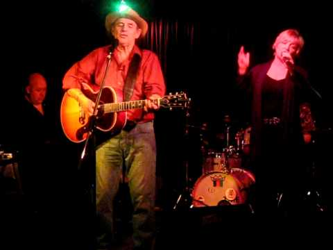 Ron Hynes And Lori Cooper Singing