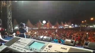 Aulia DA4 - Bali Tersenyum at Stadion Opu Daeng Menambon, Mempawah City