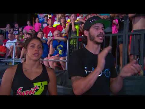 Mp3jet net   JJ Woods at the Las Vegas National Finals  Stage 2   American Ninja Warrior 2017