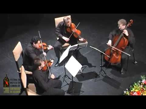 Endellion String Quartet Haydns The Joke Presto