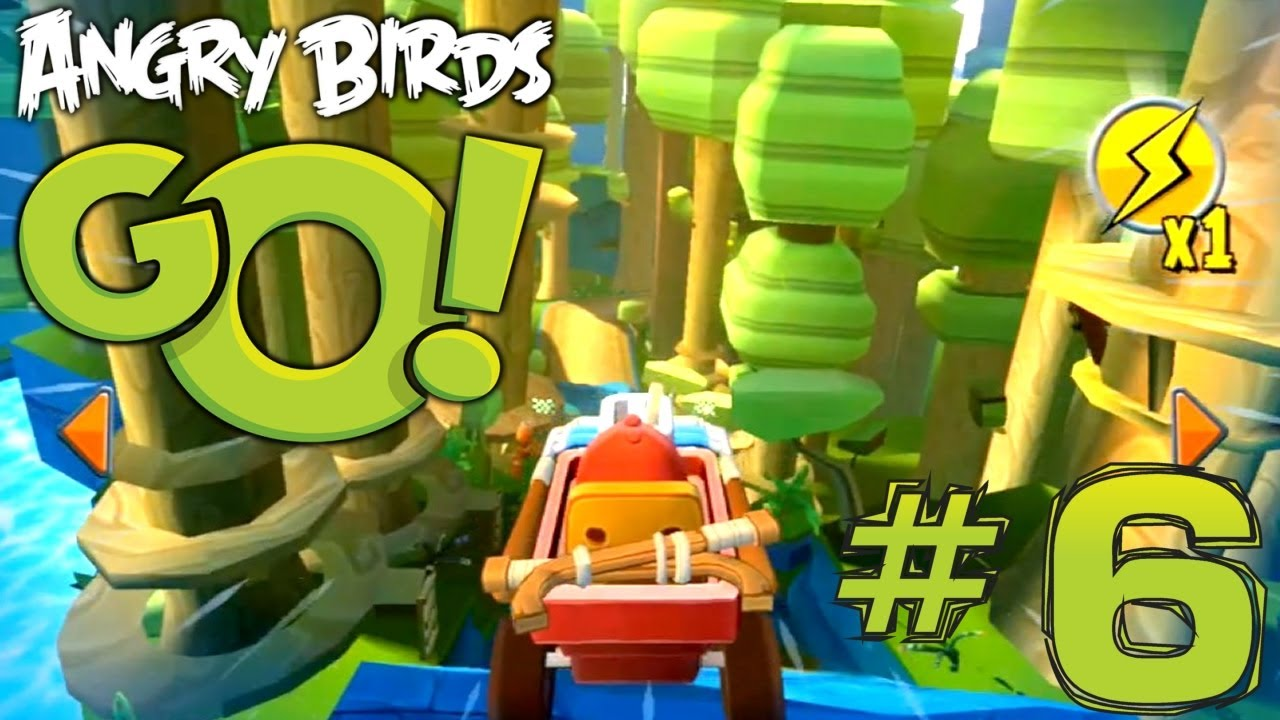 Angry Birds Go! Let's Play #6