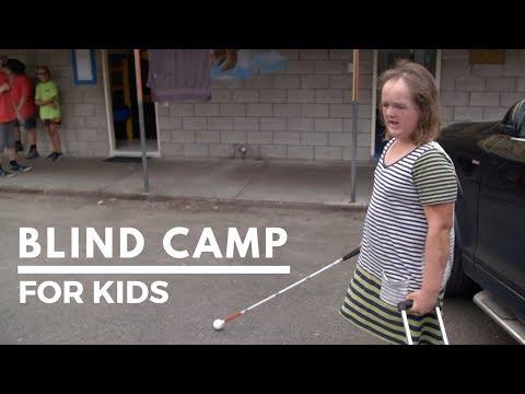 Kiwi Blind Camp