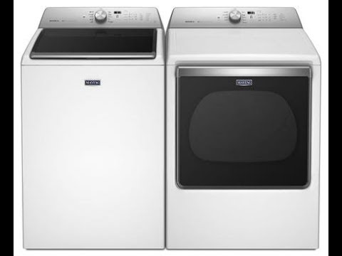Maytag Bravos XL Washer and Dryer Review