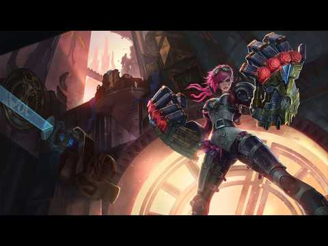League of Legends - Here Comes Vi (Login Music) Full HD 1080p