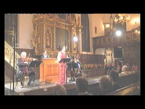 Stockholm Early Music Festival From Sweden with Bach