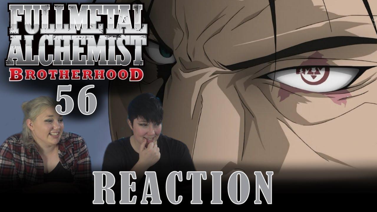 Fullmetal Alchemist Brotherhood 56 THE RETURN OF THE ...