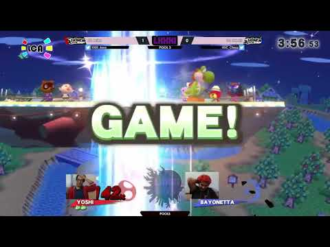 Weekly 81 Singles - Aero vs Chazz