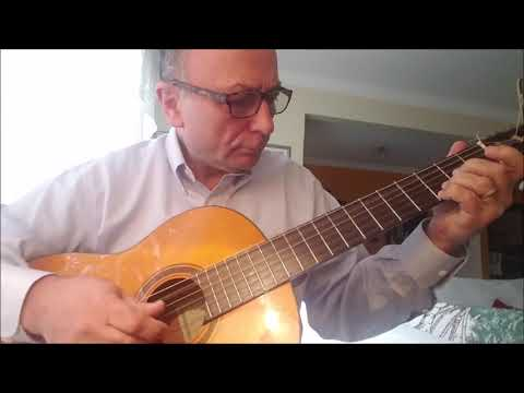 As Time Goes  Herman Hupfeld  Fingerstyle Guitar