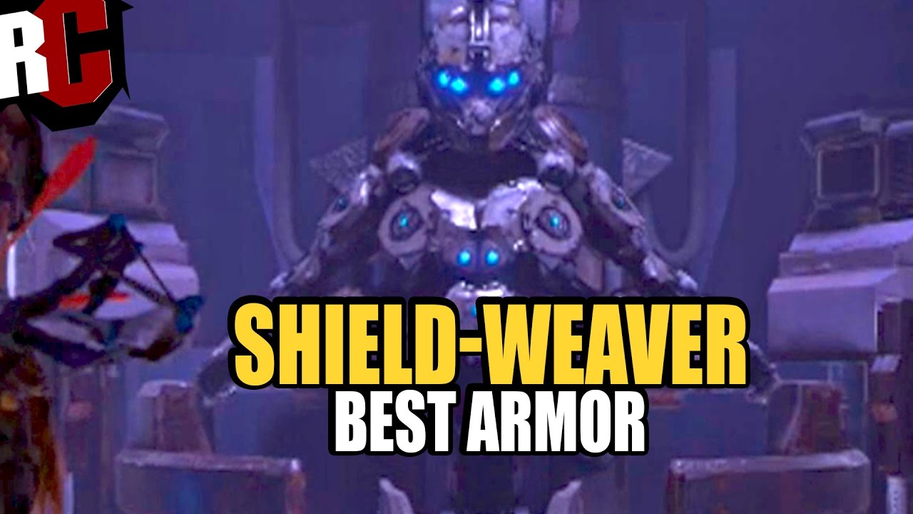 horizon zero dawn best armor invincibility shield. Black Bedroom Furniture Sets. Home Design Ideas