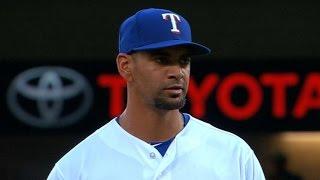 6/16/17: Ross, Gomez lead Rangers to 10-4 win