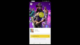 Samsung Galaxy S9 : How to Install Fortnite