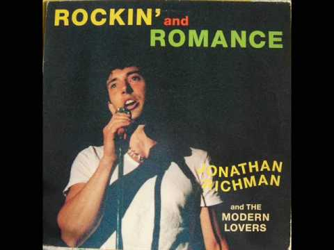 Jonathan Richman  I'm Just Beginning To Live