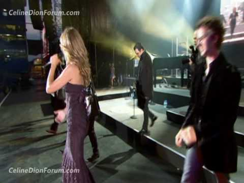 Celine Dion Through The Eyes Of The World (NEW footage not in movie) Part 2/2