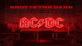 AC/DC - Shot In The Dark  { Lyric Video }