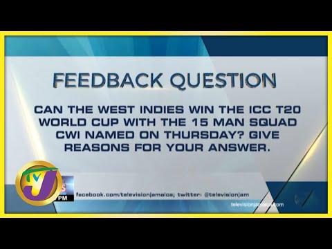 Feedback Question   TVJ News - Sept 10 2021