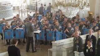 Narvan marssi Tammisaaren kirkossa