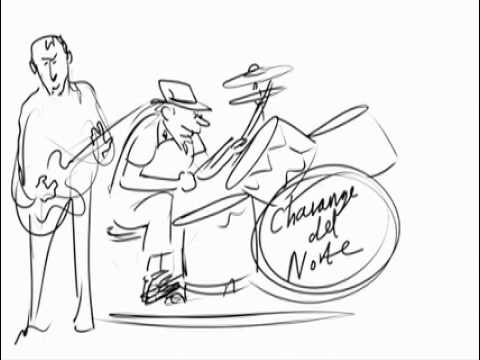 Charanga del Norte animated cartoon