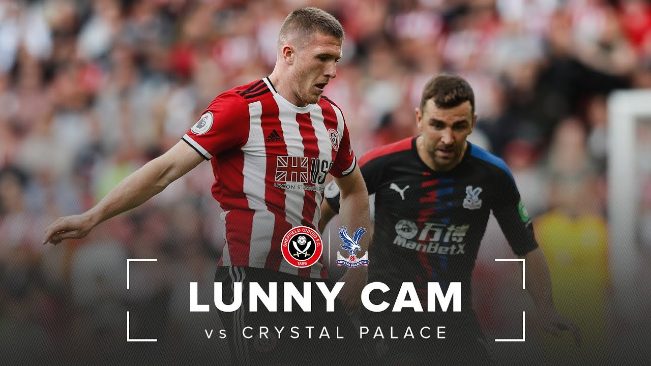 Brilliant performance from John Lundstram | Sheffield United vs Crystal Palace