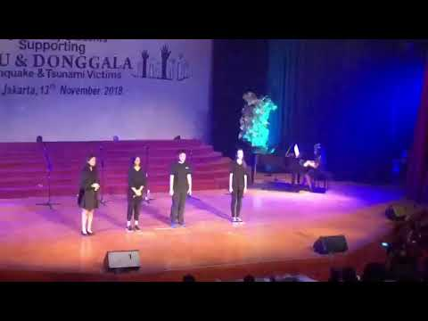 Palu and donggala  charity concert Mp3