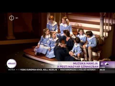A muzsika hangja (Pécsi Nemzeti Színház) from YouTube · Duration:  2 minutes 44 seconds