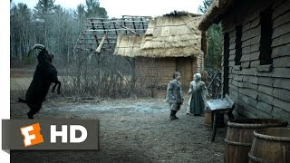 The Witch (2015) - Black Phillip Scene (2/10)   Movieclips
