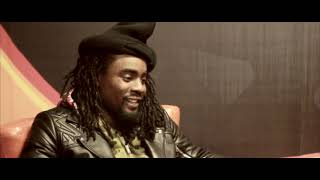 WALE Interview at Boost Mobile Lounge w/ Frankie Robinson WPWX POWER 92.3 CHICAGO