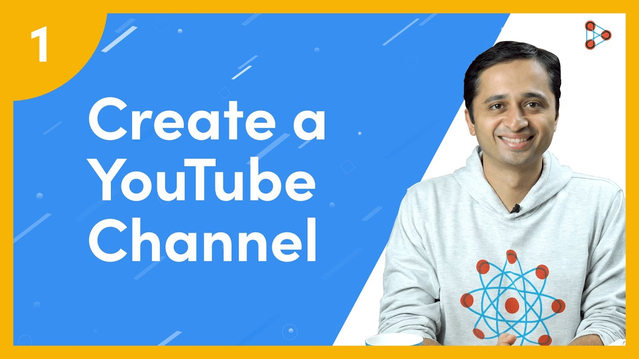 How to create a YouTube Channel - Complete setup tutorial | Ep.01 |  Don't Memorise