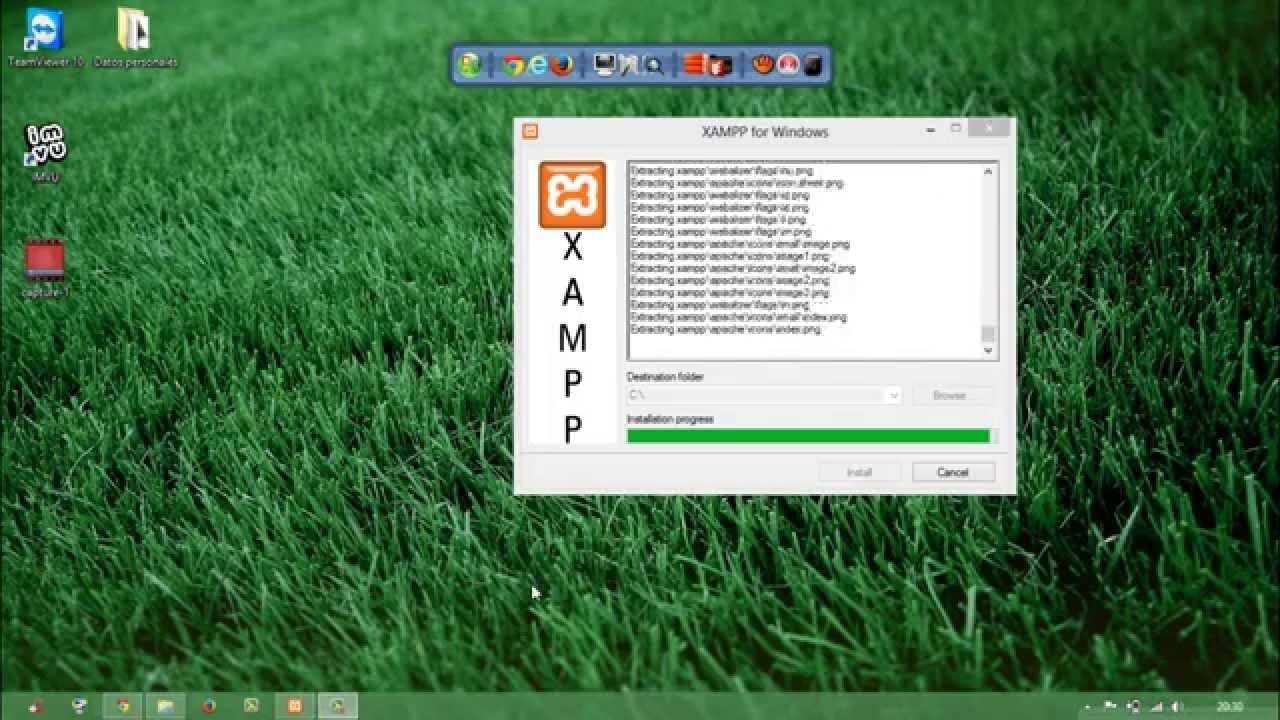XAMPP 1.7.3