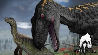 Indoraptor and Friends! - Life of an Indoraptor | The isle