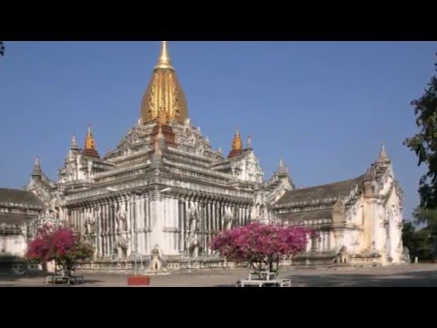 Bagan Myanmar - One of the most favorite destinations