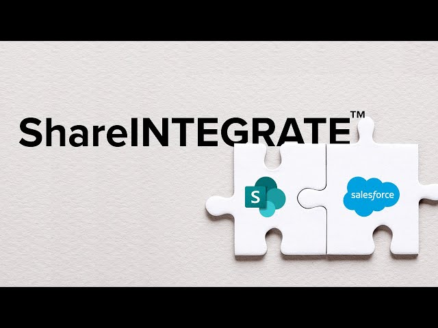 Salesforce & SharePoint Integration - ShareINTEGRATE | Emtec Inc | Danfoss Power Solutions